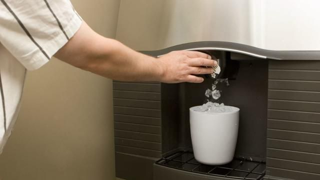 The Surprising Reason Hotels Have Ice Machines