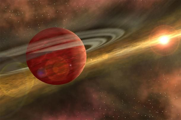 A massive new planet that dwarfs Jupiter was just found lurking nearby