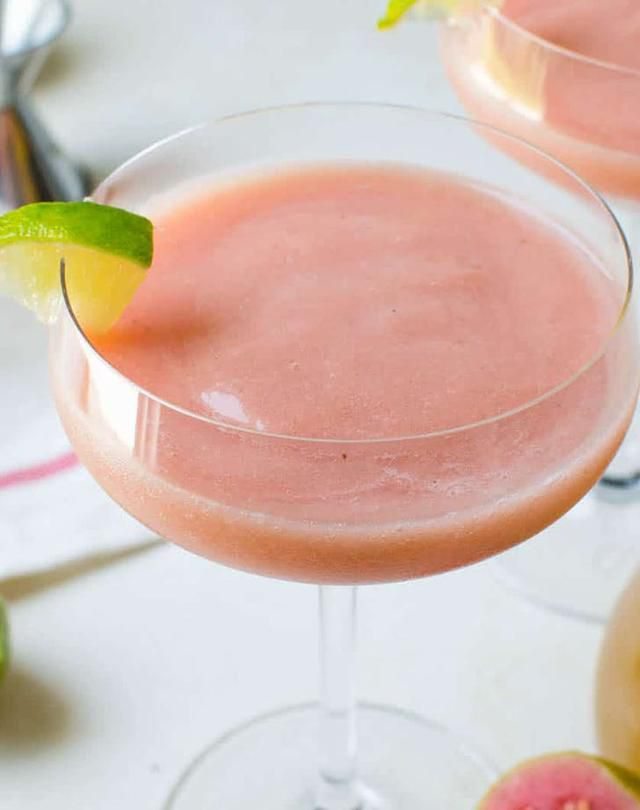 How to Make a Strawberry Daiquiri at Home (It's Easy, We Promise)