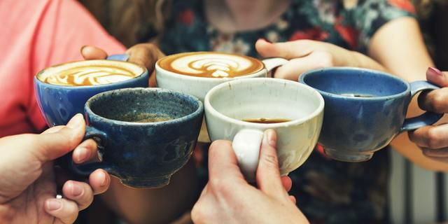 What Drinking Coffee Every Day Does to Your Body