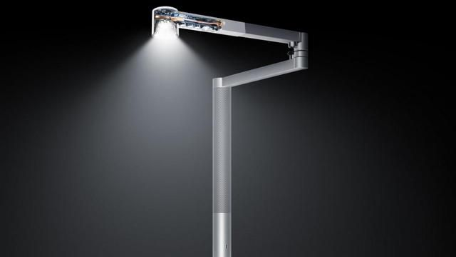 Dyson's new LED light mimics the sunlight, can last for more than 60 years and costs more than an iPhone