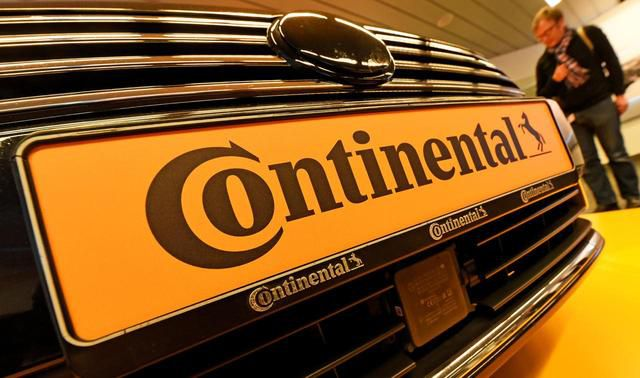 Continental to cut 5,040 jobs as combustion engine demand falls