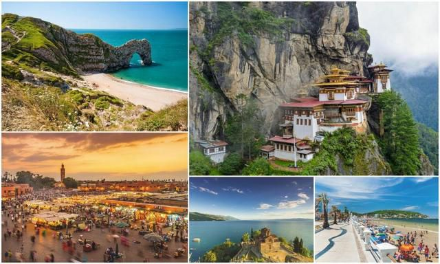 Revealed: The 10 best travel destinations for 2020 according to Lonely Planet
