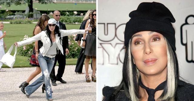 18 Pics That Change The Way We See Cher