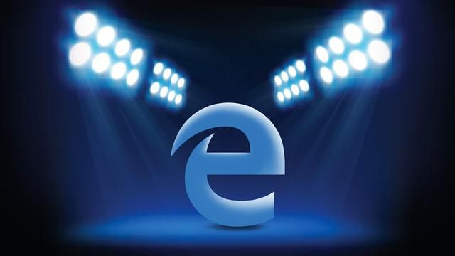 Microsoft's Edge Browser Just Became A Dark Horse