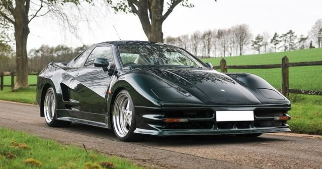15 Obscure Supercars Even Car Fans Haven't Heard Of