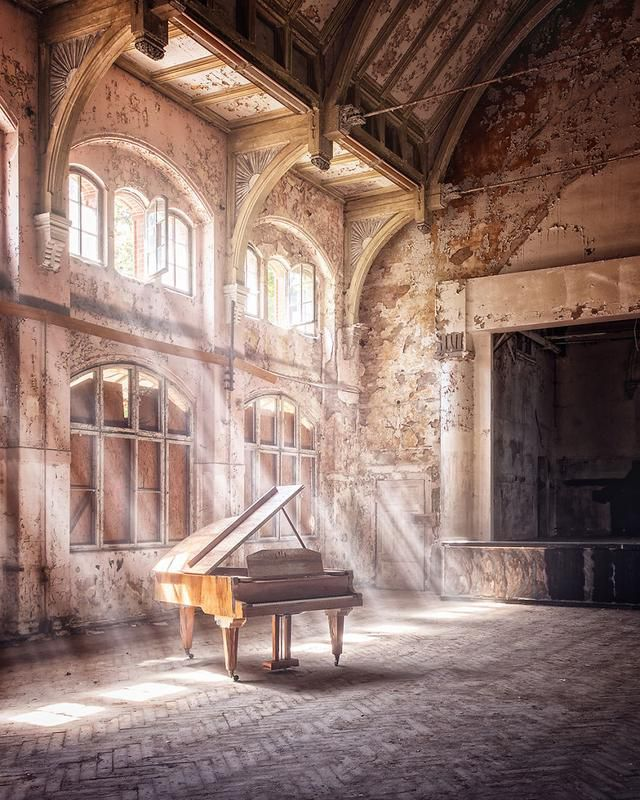 Here Are 20 Of My Favorite Photos That Capture The Haunting Beauty Of Forgotten Places