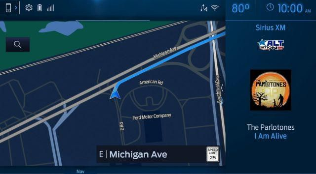 Ford Sync 4 Gets Apple CarPlay, Android Auto, and Over-the-Air Updates