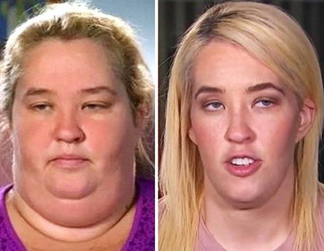 See Mama June's Weight Loss Transformation Between 2016-2020