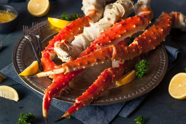 How Long to Boil Crab Legs