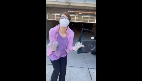 Seattle 'Karen' Has A Total Meltdown After Black Driver Records Her 'White Tears'