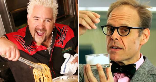 Food Network's Most Popular Shows, Officially Ranked From Worst To Best