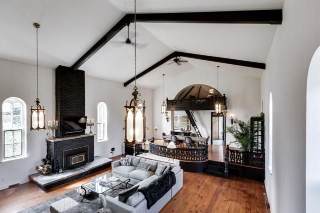 Check out this beautiful converted church in Prince Edward County