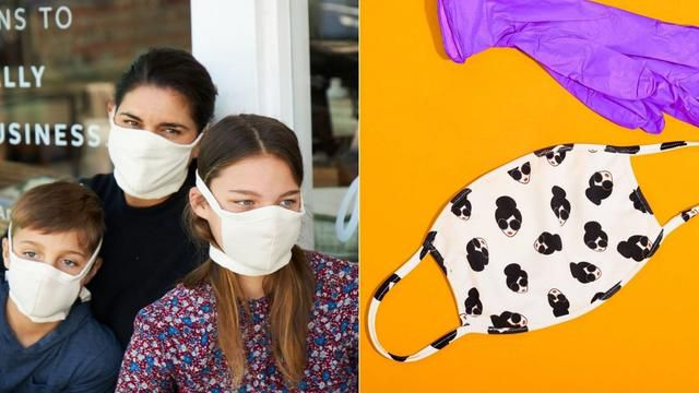 9 retailers selling fabric face masks that are worth buying