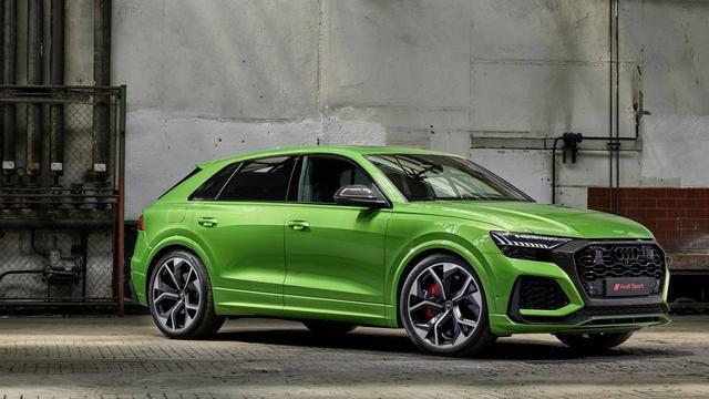 2020 Audi RS Q8 makes flagship SUV a torque-rich driver's machine