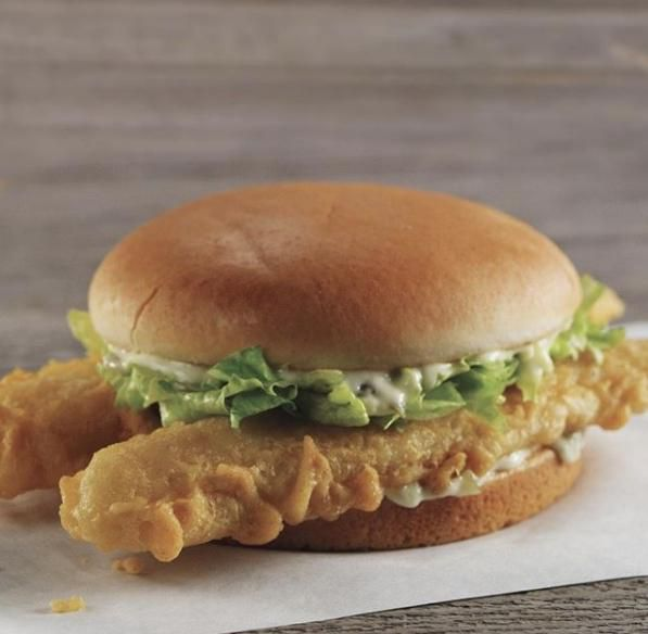 A Definitive Ranking Of The Best Fast Food Fish Sandwiches