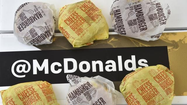 The difference between McDonald's cheapest and most expensive burger