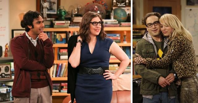 Big Bang Theory: 20 Pics Of The Cast As They Got More And More Famous