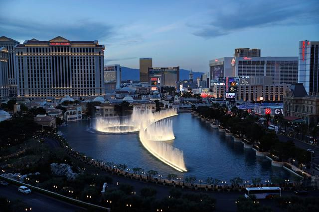 Itching to visit Las Vegas again? MGM Resorts says these Strip hotels will reopen first