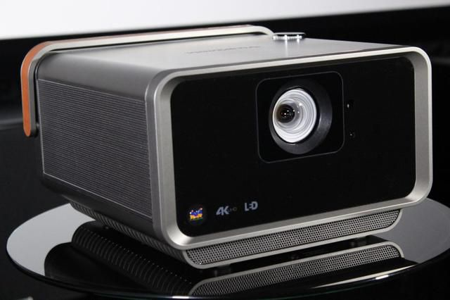 Viewsonic X10-4K Projector Review; Short Throw Distance, But Not Short On Features