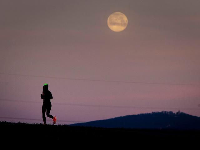 Biggest, brightest full moon will be visible tonight. Here's how to view it from home