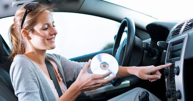 20 Things You Forgot About CD Players In Cars