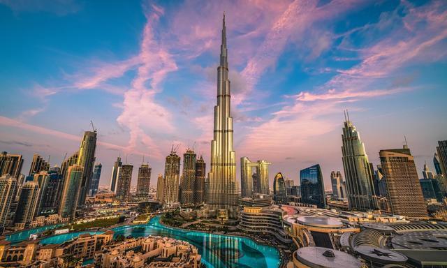 12 famous buildings in Dubai