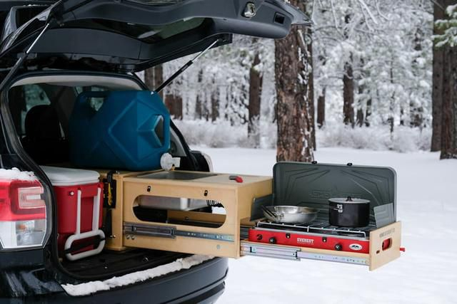 The 5 Best Mobile Camp Kitchens for Your Off-Grid Adventures