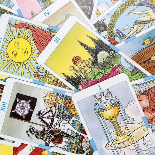 A Beginner's Guide to Tarot Cards