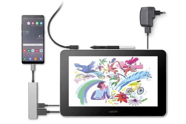 Wacom's $400 tablet is its most affordable yet, and adds Android compatibility
