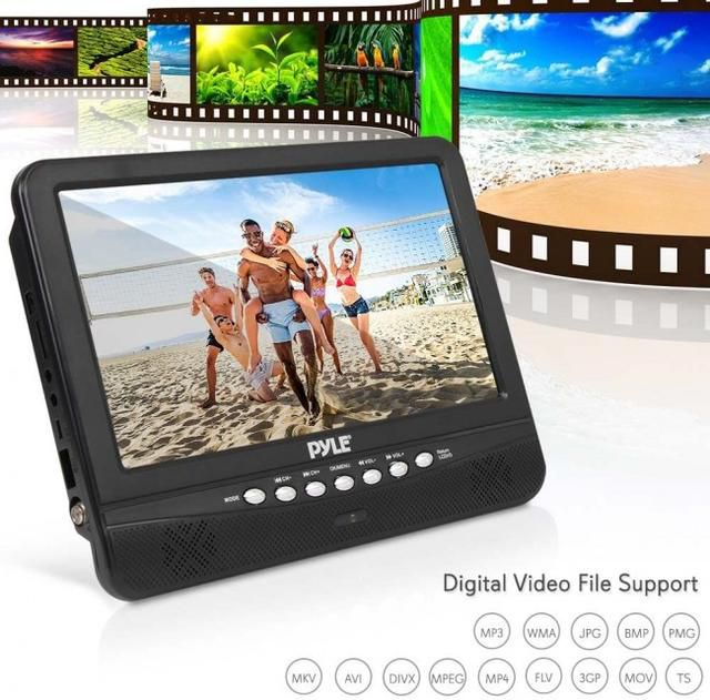 Top 4 Portable TV For Watching On The Go [Amazon]