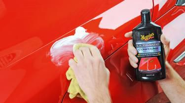 How to remove car paint scratches