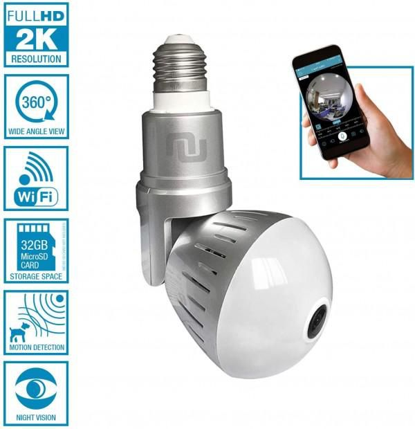 Best Light Bulb Security Cameras 2020: Here Are Your Hidden Cameras For Your Home