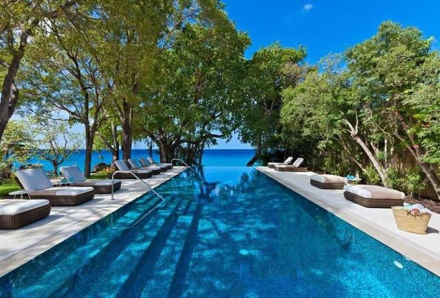 Here are the most luxurious villas in Barbados