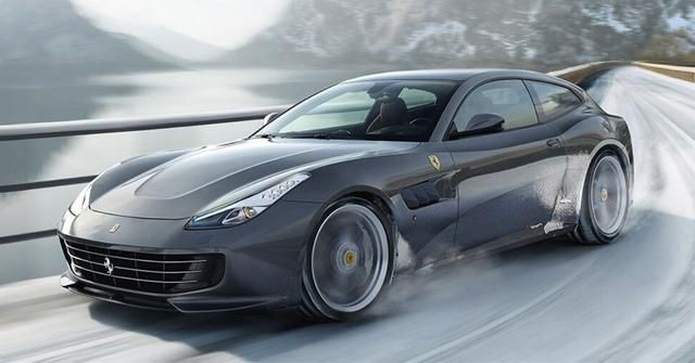 Here Are The 15 Fastest 4-Seater Cars In The World