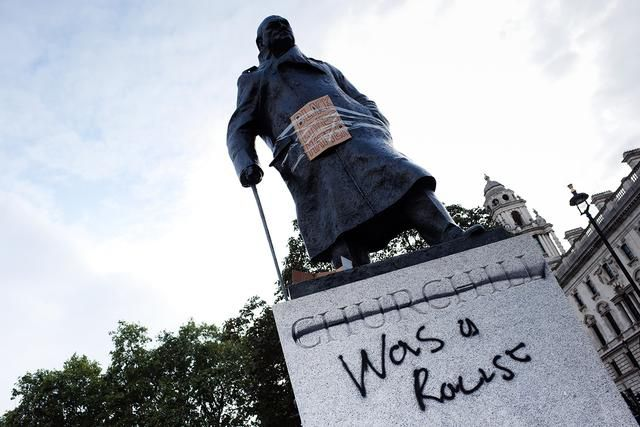 If They Were Really Honest About Their History, Americans Could End Up Toppling Every Statue They Have