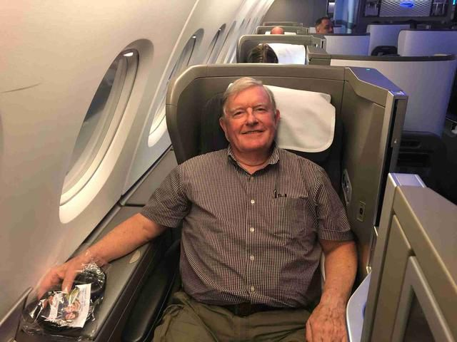 9 things I learned traveling with my 81-year-old uncle