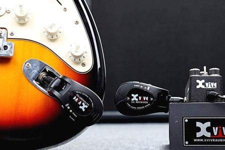 The Best Wireless Guitar Transmitters For Playing Guitar, Bass and Keyboards Without Cables