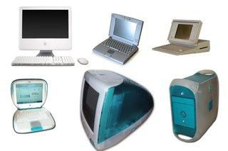 Every iconic Apple Macintosh and iMac computer - walk down memory lane with these classic machines