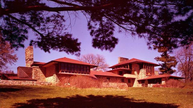 Inside the Fiery Massacre at Frank Lloyd Wright's Taliesin Estate