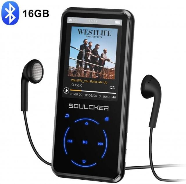 Top 3 Best Selling MP3 and MP4 Players To Get Your Hands On [Amazon]