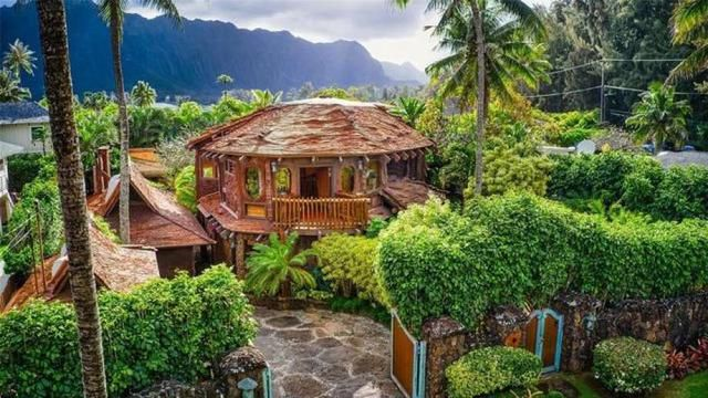 'Hobbit House' in Hawaii Is an 'Island Nirvana' Asking $3.75M