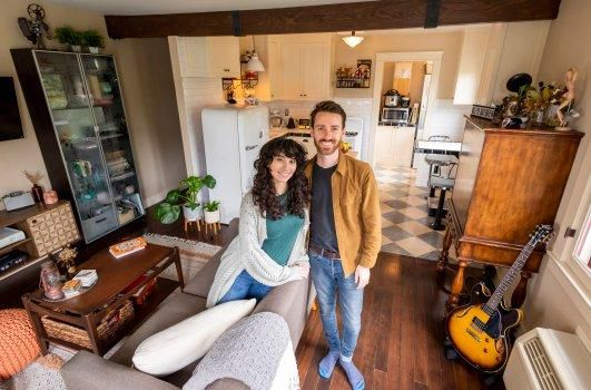 Could you live in 350 square feet? Some cities hope micro-housing can help