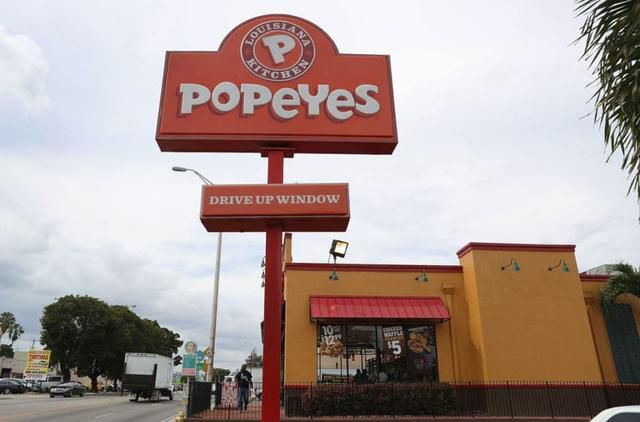 Popeyes is offering a special sampler box for just $10