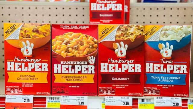 The untold truth of Hamburger Helper