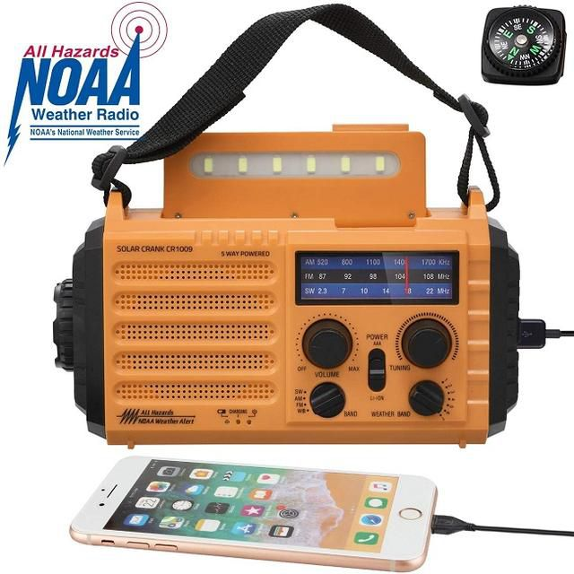 No-Battery Radio: Be Seriously Prepared for Emergencies