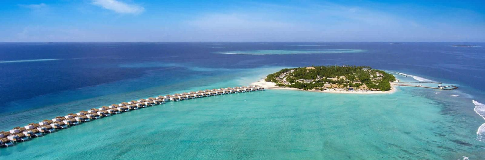 A Maldives Resort on Your Very Own Island