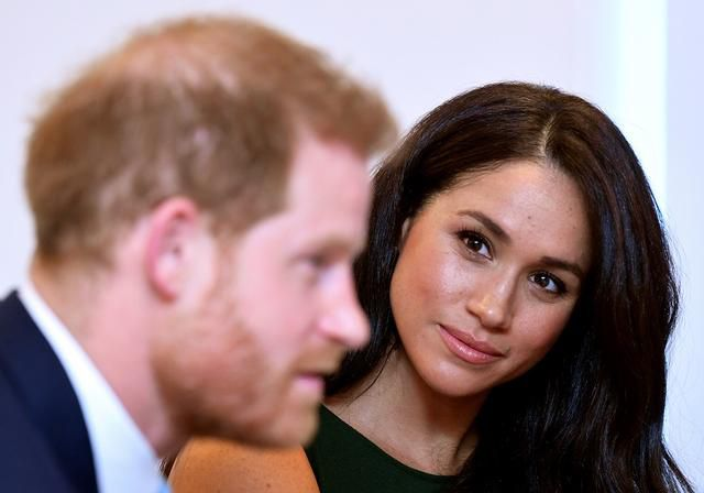 Royal Shock: Meghan Markle Only Accepted In Royal Family Because She's Black?