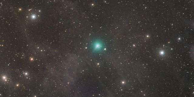Set Your Alarm: Giant Comet Is Set To Light Up The Night Sky In April