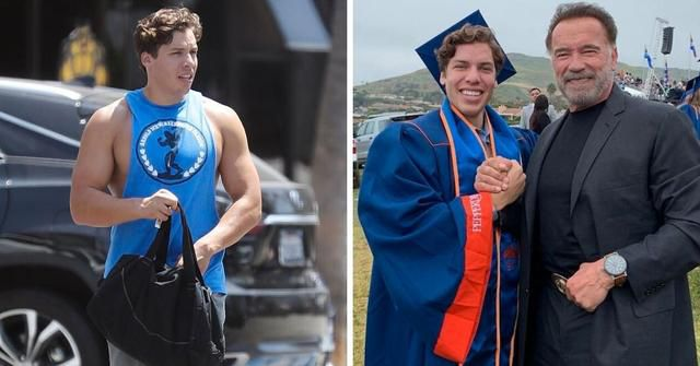 15 Lesser-Known Facts About Arnold Schwarzenegger's Son, Joseph Baena